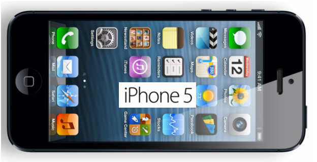 You can even get a prepaid plan for the new iPhone 5