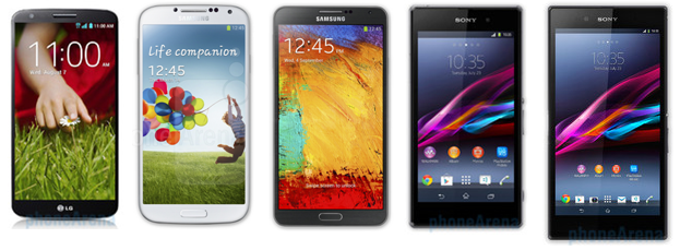 Top Ten Phones of 2013 - Group Two