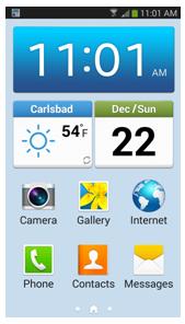 Samsung's Easy Mode