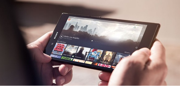 """When it comes to size, no one comes close to the 6.4"""" Sony Experia Z Ultra"""