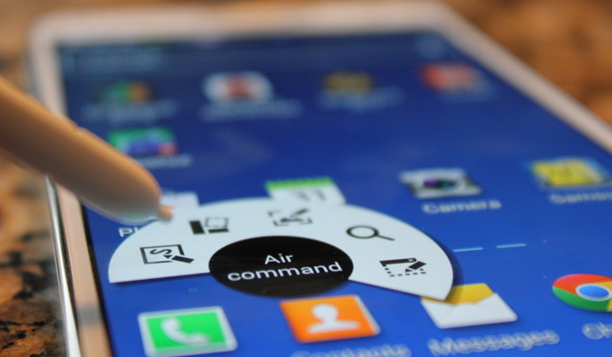 A pressure sensitive stylus is a valuable addition to phones like the Galaxy Note 3