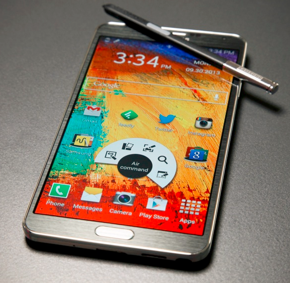 The Galaxy Note 3 is a monster